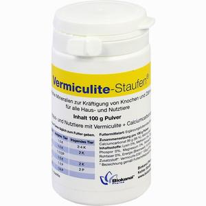 Abbildung von Vermiculite- Staufen Vet. Pulver 100 g