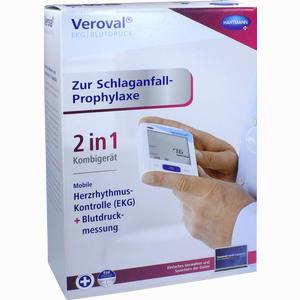 Abbildung von Veroval Ekg- und Blutdruckmessgerät 1 Stück