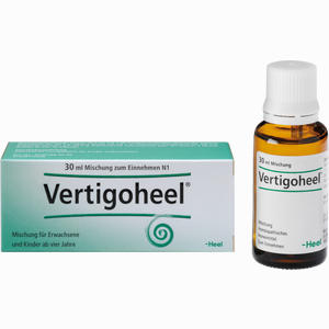 Abbildung von Vertigoheel Tropfen 30 ml