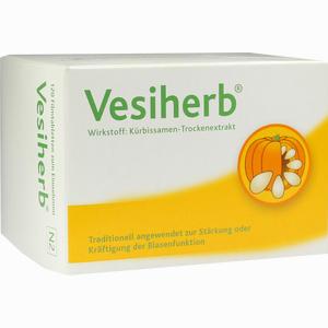 Abbildung von Vesiherb  Filmtabletten 120 Stück