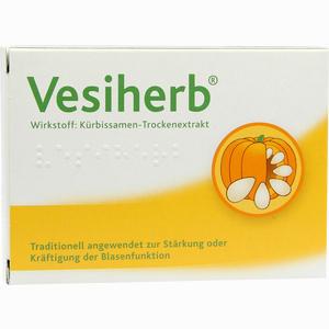 Abbildung von Vesiherb Filmtabletten 20 Stück
