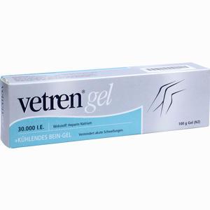 Abbildung von Vetren 30000 Gel 100 g