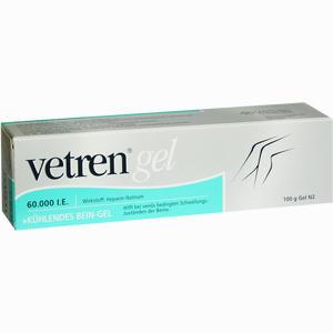 Abbildung von Vetren 60000 Gel 100 g