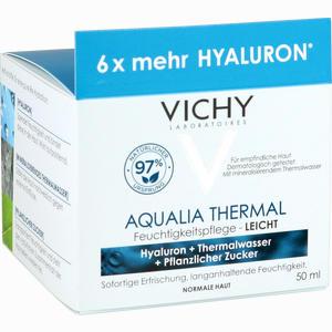 Abbildung von Vichy Aqualia Thermal Leichte Feuchtigkeitspflege Creme 50 ml