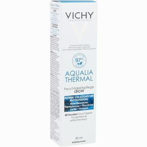 Abbildung von Vichy Aqualia Thermal Leichte Feuchtigkeitspflege Creme 30 ml