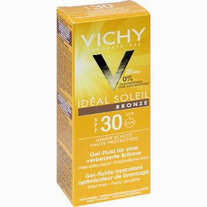 Abbildung von Vichy Capital Ideal Soleil Bronze Gesicht Lsf 30 Gel 50 ml
