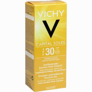 Abbildung von Vichy Capital Soleil Sonnen- Fluid Lsf 30 Milch 50 ml