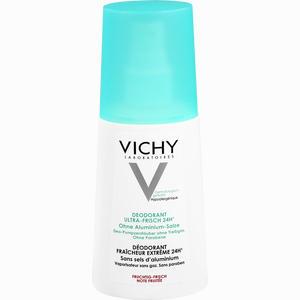 Abbildung von Vichy Deo Pumpzerstäuber Fruchtig- Frisch 100 ml