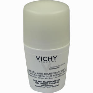 Abbildung von Vichy Deo Roll- On Sensitiv Anti- Transpirant 48h Stift 50 ml