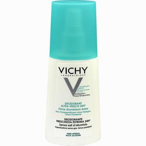 Abbildung von Vichy Deo- Spray Ultra- Frisch - Herb- Würzig Xds 100 ml