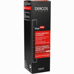 Abbildung von Vichy Dercos Vital Shampoo Men  200 ml