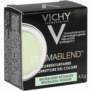 Abbildung von Vichy Dermablend Korrekturfarbe Grün Creme 4.5 g