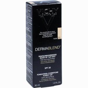 Abbildung von Vichy Dermablend Teint- Korrigierendes Make- Up 25 Nude 30 ml