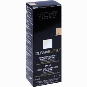 Abbildung von Vichy Dermablend Teint- Korrigierendes Make- Up 45 Gold 30 ml