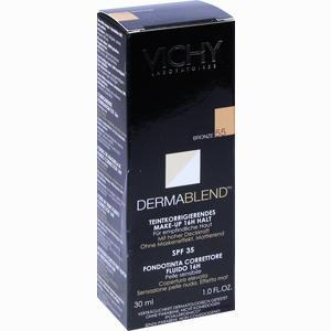 Abbildung von Vichy Dermablend Teint- Korrigierendes Make- Up 55 Bronze 30 ml