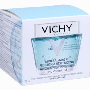 Abbildung von Vichy Feuchtigkeitspflege Maske Gesichtsmaske 75 ml