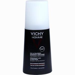 Abbildung von Vichy Homme Deo Zerstäuber Spray 100 ml