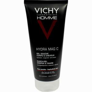 Abbildung von Vichy Homme Hydra Mag C Duschgel  200 ml