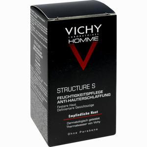 Abbildung von Vichy Homme Structure S Feuchtigkeitspflege Creme 50 ml