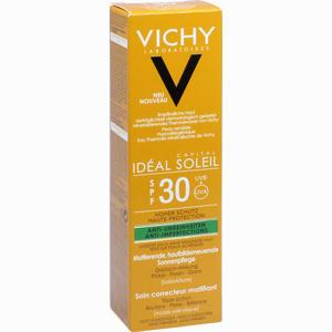 Abbildung von Vichy Ideal Soleil Anti Unreinheiten Lsf30 50 ml
