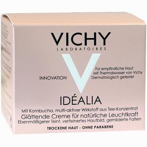 Abbildung von Vichy Idealia für Trockene Haut Creme 50 ml