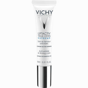 Abbildung von Vichy Liftactiv Augen Creme  15 ml