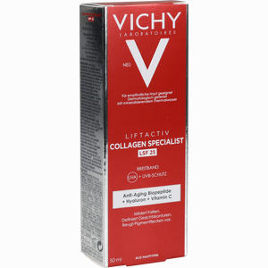 Abbildung von Vichy Liftactiv Collagen Specialist Lsf 25 Creme 50 ml