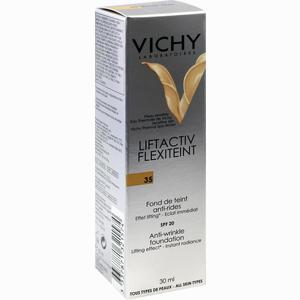 Abbildung von Vichy Liftactiv Flexilift Teint 35 Sand Fluid 30 ml