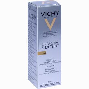 Abbildung von Vichy Liftactiv Flexilift Teint 45 Gold Fluid 30 ml