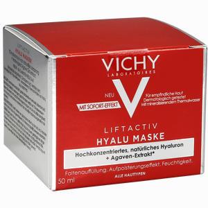 Abbildung von Vichy Liftactiv Hyalu Mask Creme  50 ml