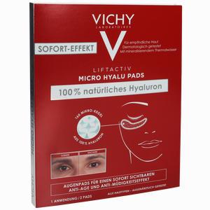 Abbildung von Vichy Liftactiv Micro Hyalu Pads 2 Stück