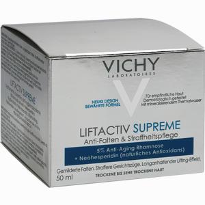 Abbildung von Vichy Liftactiv Supreme für Trockene Haut Tagescreme 50 ml