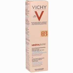 Abbildung von Vichy Mineralblend Make- Up- Fluid 03 Gypsum 30 ml
