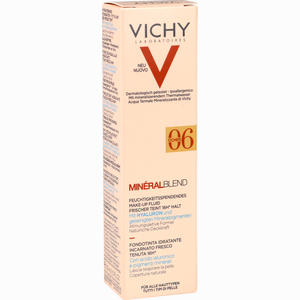Abbildung von Vichy Mineralblend Make- Up- Fluid 06 Ocher 30 ml