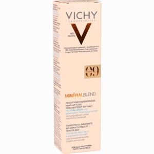 Abbildung von Vichy Mineralblend Make- Up- Fluid 09 Agate 30 ml