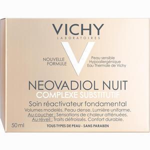 Abbildung von Vichy Neovadiol Nacht Creme 50 ml