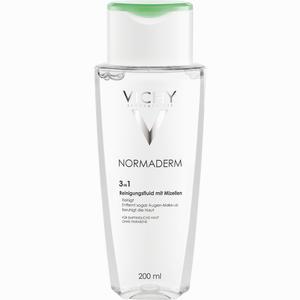 Abbildung von Vichy Normaderm 3- In- 1 Reinigungsfluid mit Mizellen- Technologie 200 ml