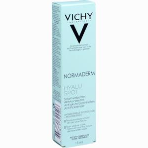 Abbildung von Vichy Normaderm Hyaluspot Creme  15 ml