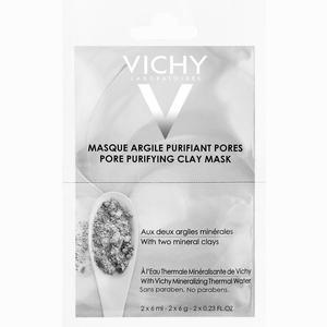 Abbildung von Vichy Porenverfeinernde Maske Creme 2 x 6 ml