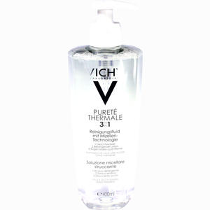 Abbildung von Vichy Purete Thermale Reinigungsfluid - für Empfindliche Haut und Augen 400 ml