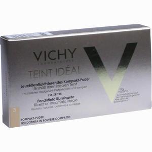 Abbildung von Vichy Teint Ideal Kompakt- Puder 3 Dunkel Creme 9.5 g