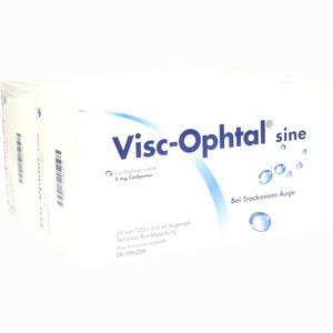 Abbildung von Visc Ophtal Sine Augengel 120 x 0.6 ml