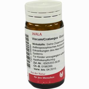 Abbildung von Viscum/crataegus Globuli  20 g