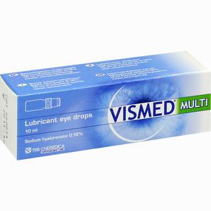 Abbildung von Vismed Multi Augentropfen 10 ml