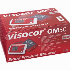Abbildung von Visocor Om50 Oberarm- Blutdruckmessgerät 1 Stück