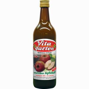 Abbildung von Vitagarten Apfelsaft Trüb  750 ml