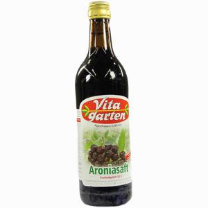 Abbildung von Vitagarten Aroniasaft  750 ml