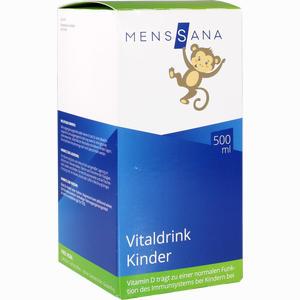 Abbildung von Vitaldrink Kinder Menssana Saft 500 ml