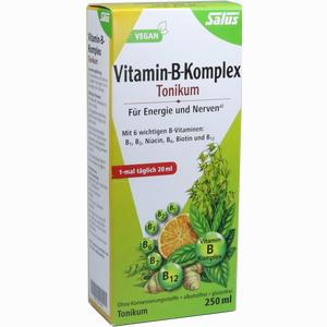 Abbildung von Vitamin- B- Komplex Tonikum Salus  250 ml