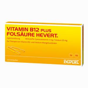 Abbildung von Vitamin B12 Fols Hevert Apa  5 x 2 ml
